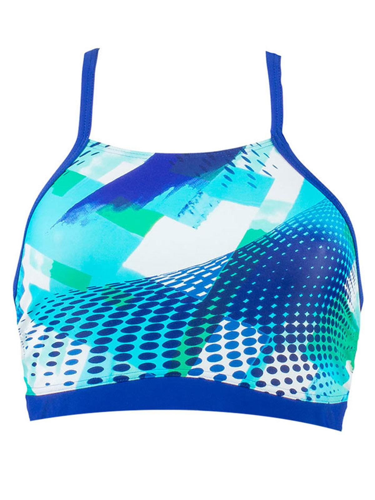 NATURANA Bustier bikini 72471