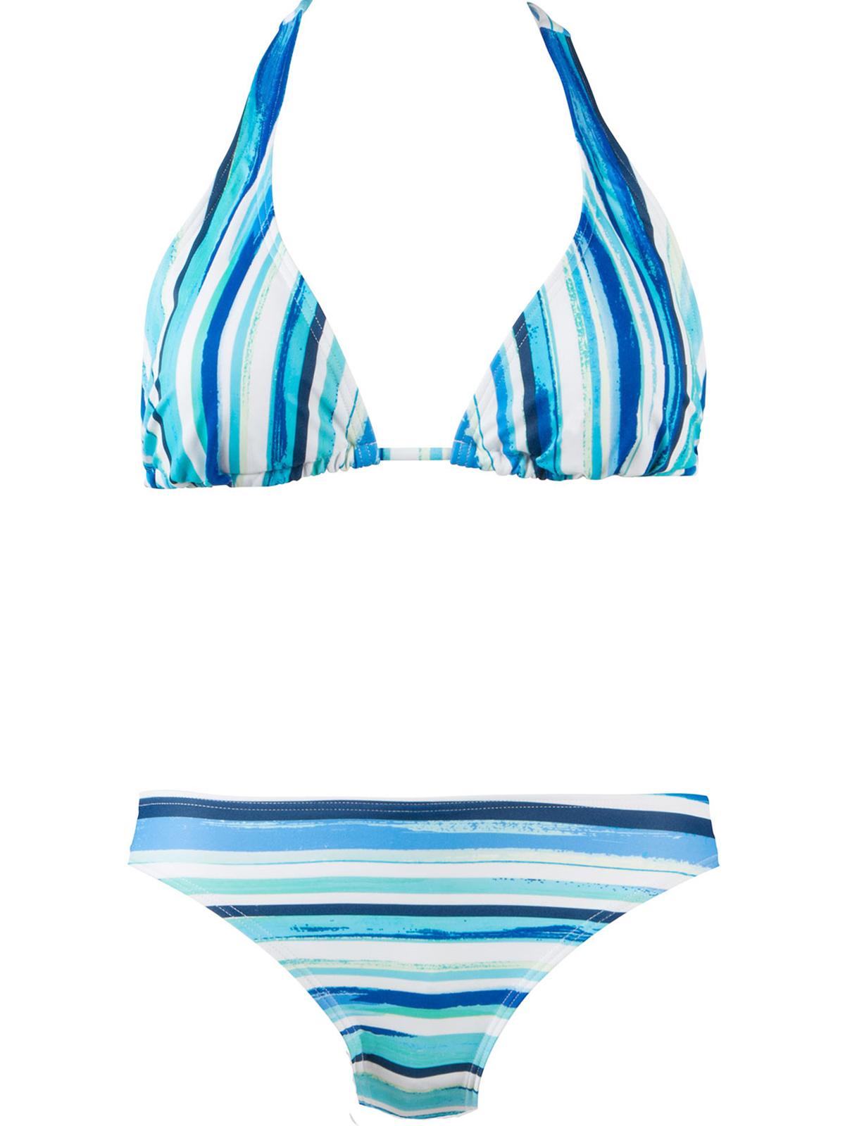 NATURANA Padded triangle bikini 72473