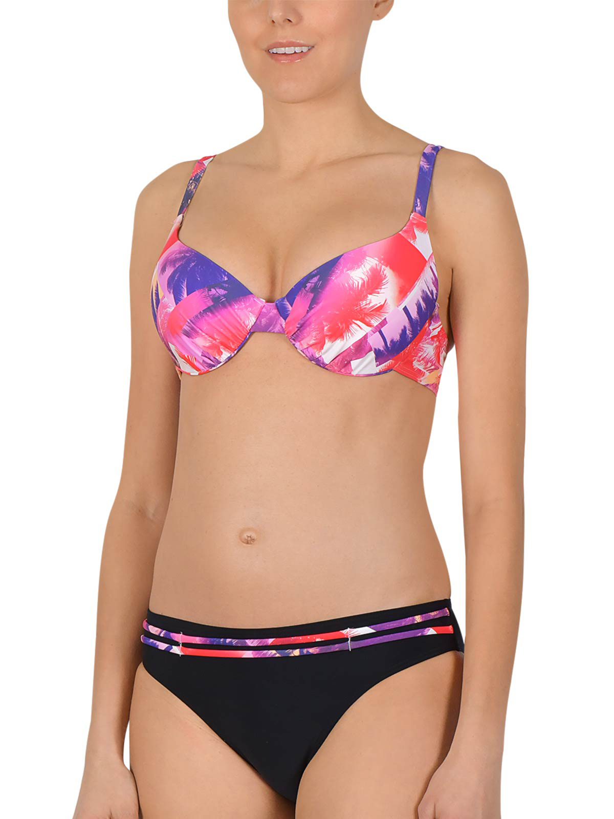 NATURANA Schalen Bikini mit Bügel 72504 Gr. 36-44 B-D