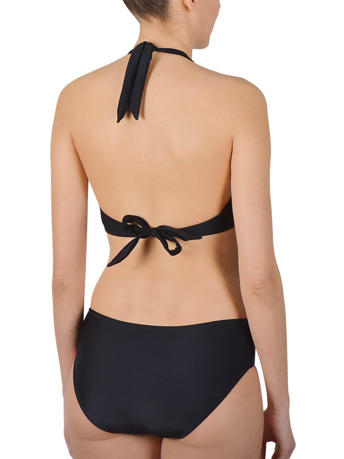 NATURANA Padded triangle bikini 72516