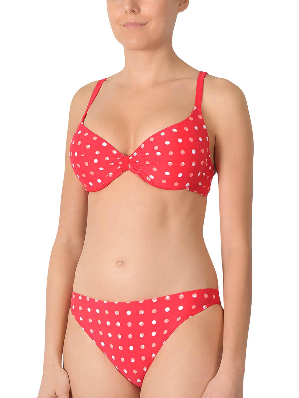 NATURANA Push-up Bikini 72517 Gr. 36-44 A-E