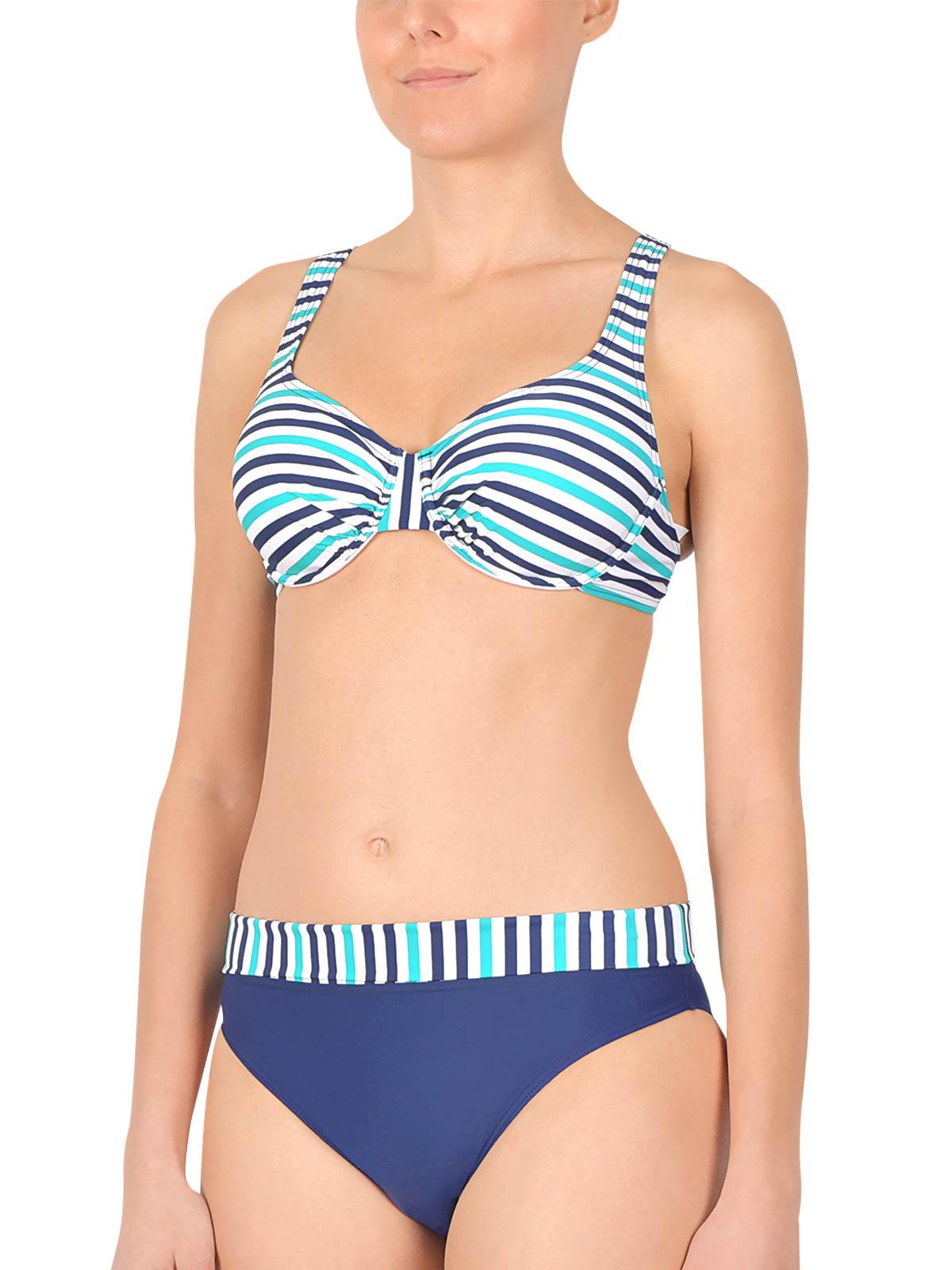 NATURANA Bügel-Bikini mit herausnehmbaren Pads 72518 Gr. 36-46 B-E