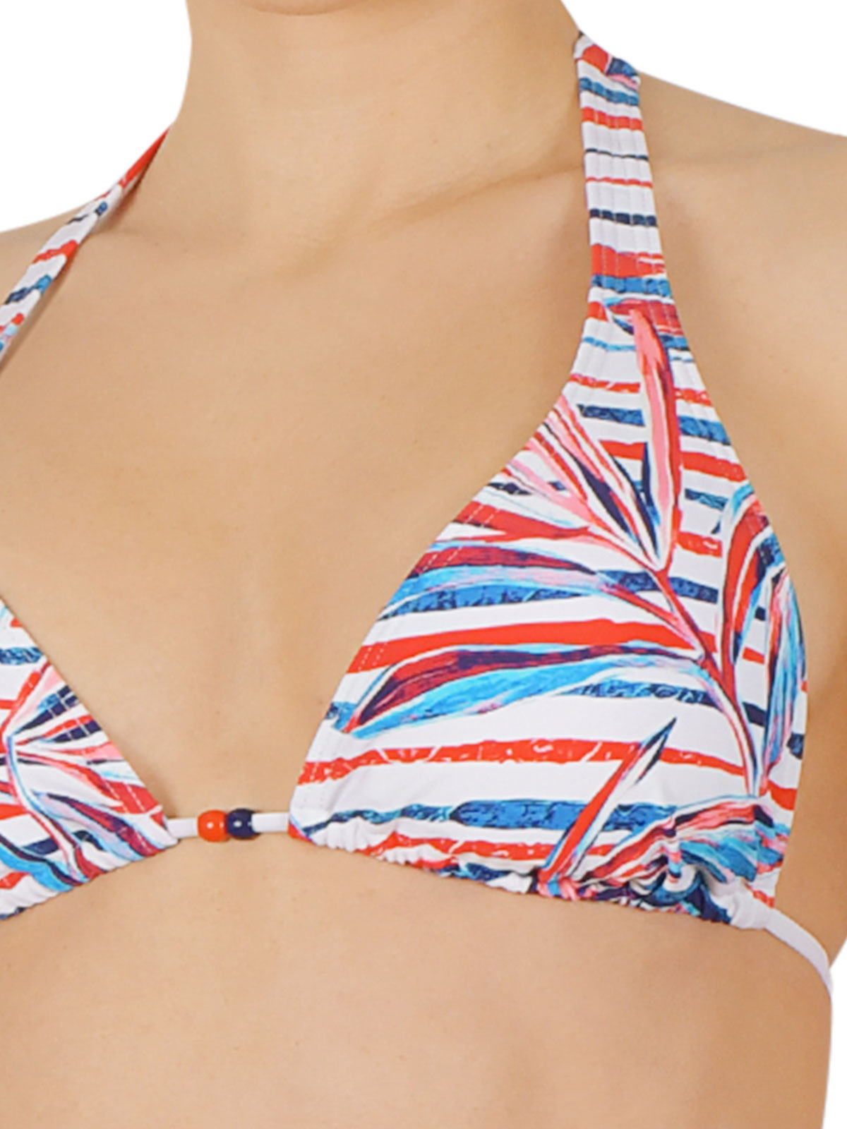 NATURANA Triangle bikini with removable pads 72524