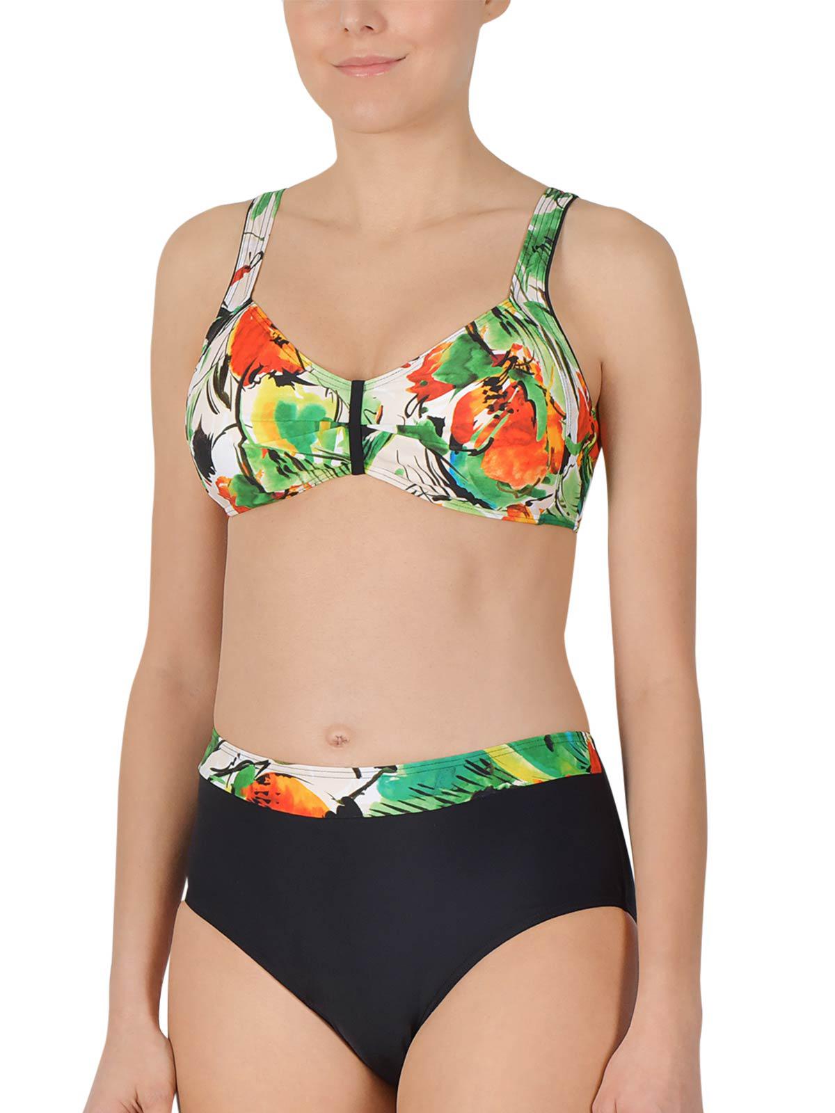 NATURANA Padded triangle bikini 72526