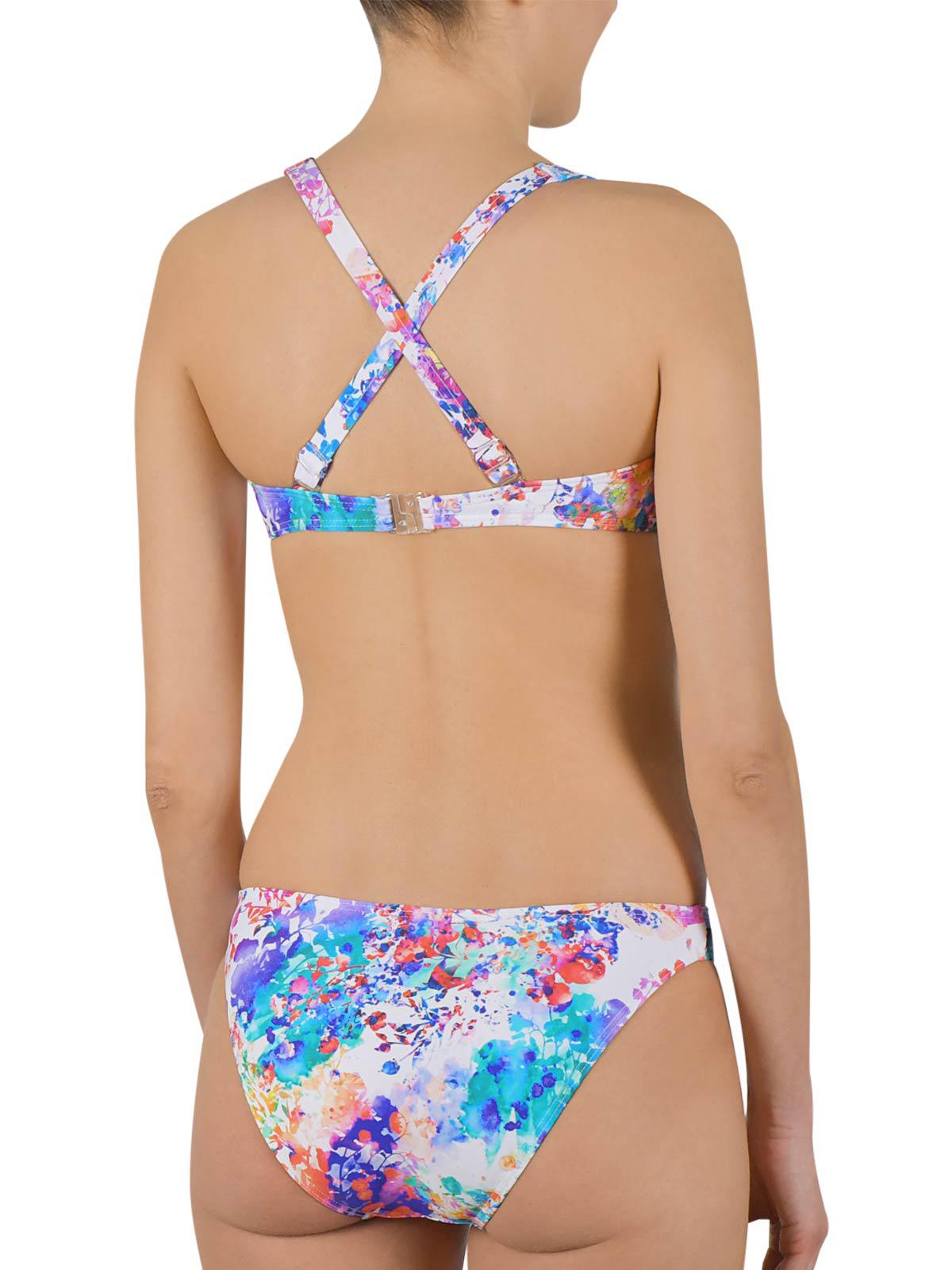 NATURANA Bikini mit herausnehmbaren Pads 72530 Gr. 36-44 B-C