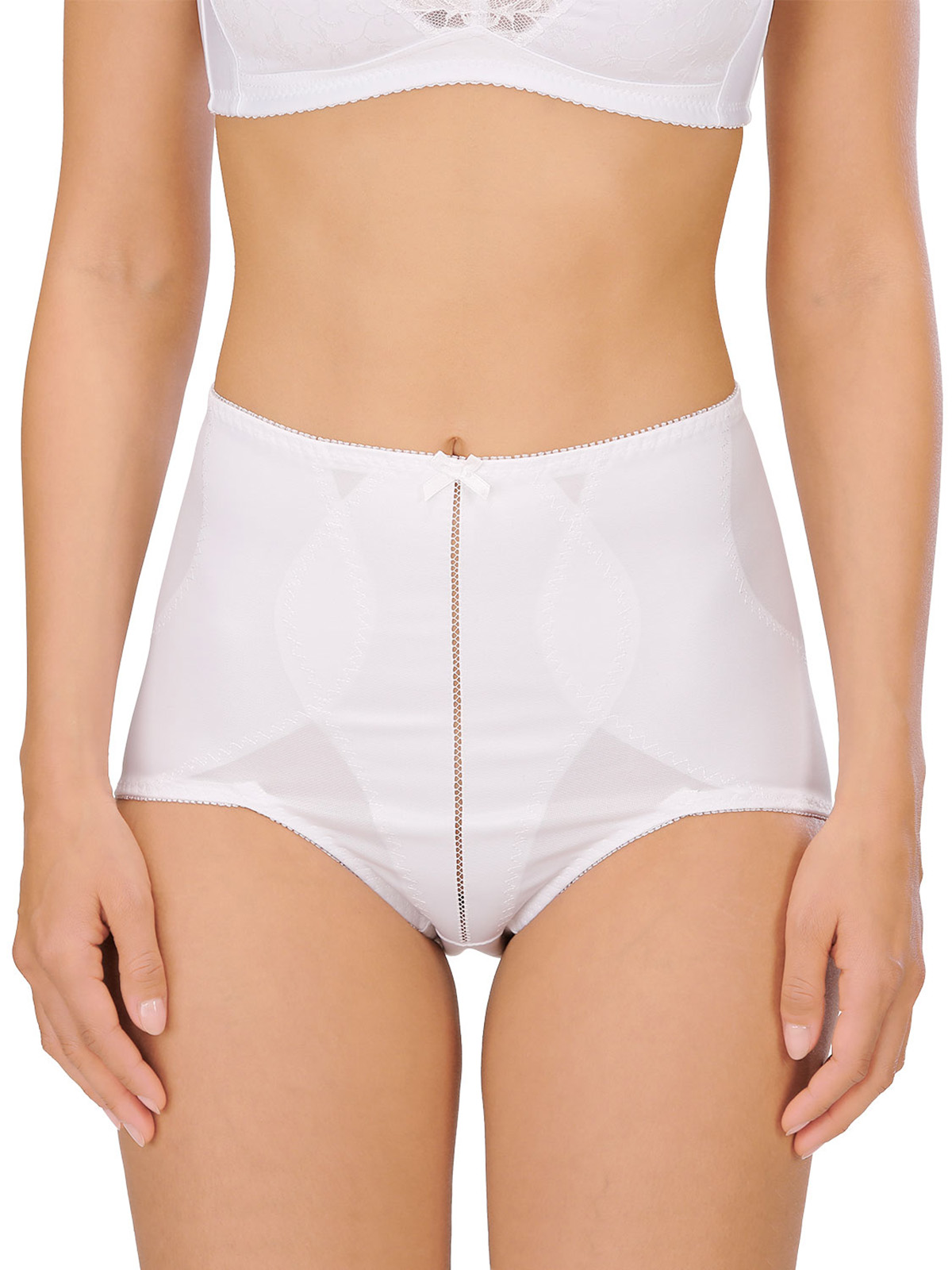 Naturana Pack of 2 Women's Panty Girdle 0319, L-7XL
