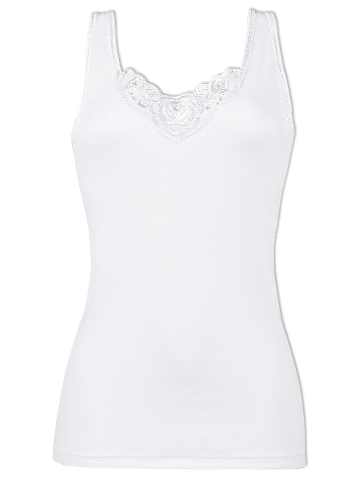NATURANA Damen Unterhemd 2501 Gr. 40-52