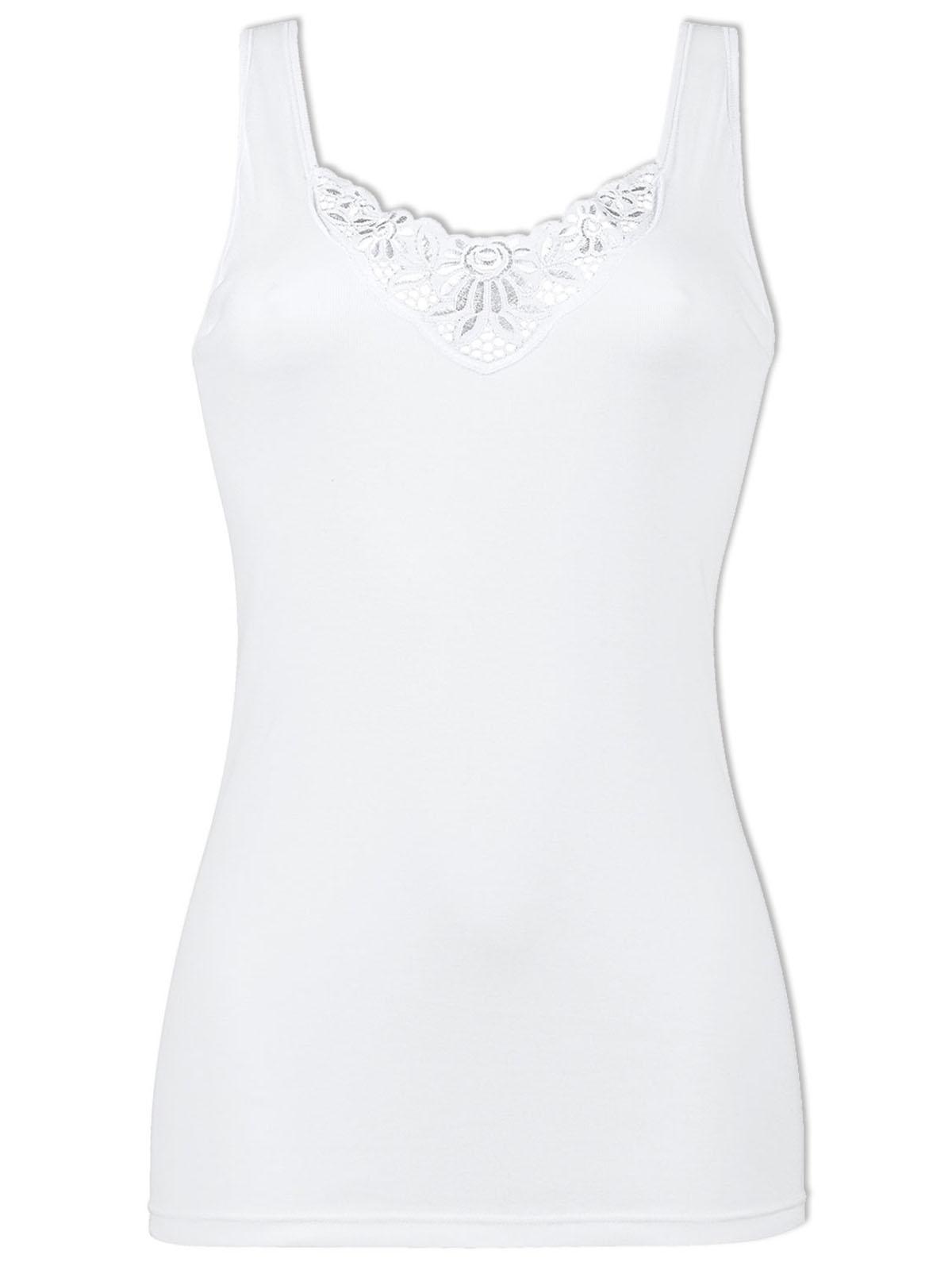 NATURANA Women's Vest 2502
