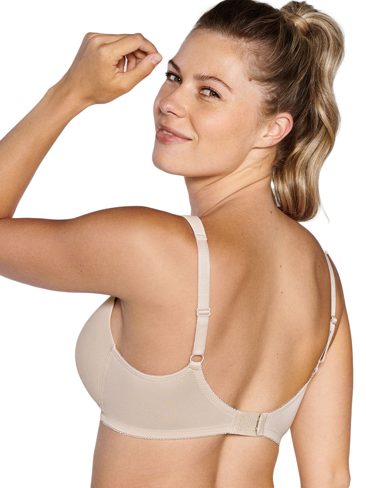 Padded Soft Bra 5266 Size 32-44 Cup A-D