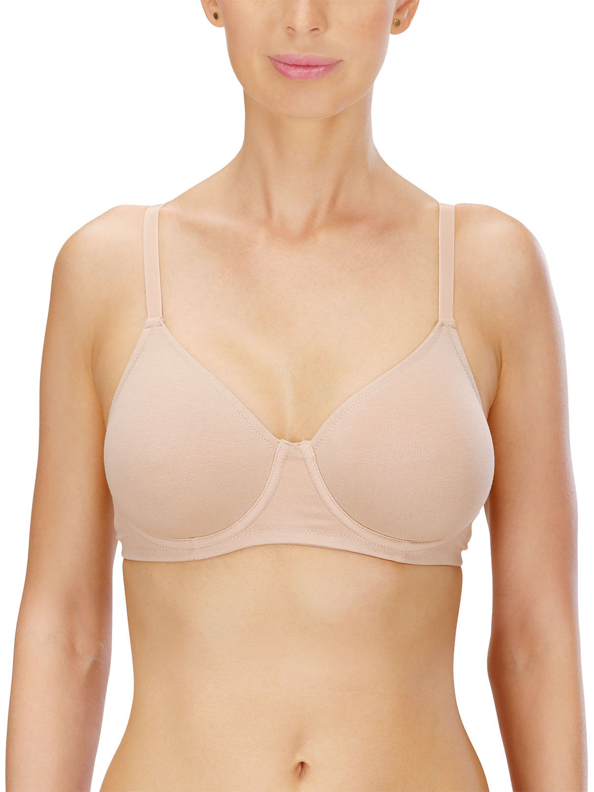 Organic Cotton Underwired Bra 7586 Size 34-42 Cup B-D