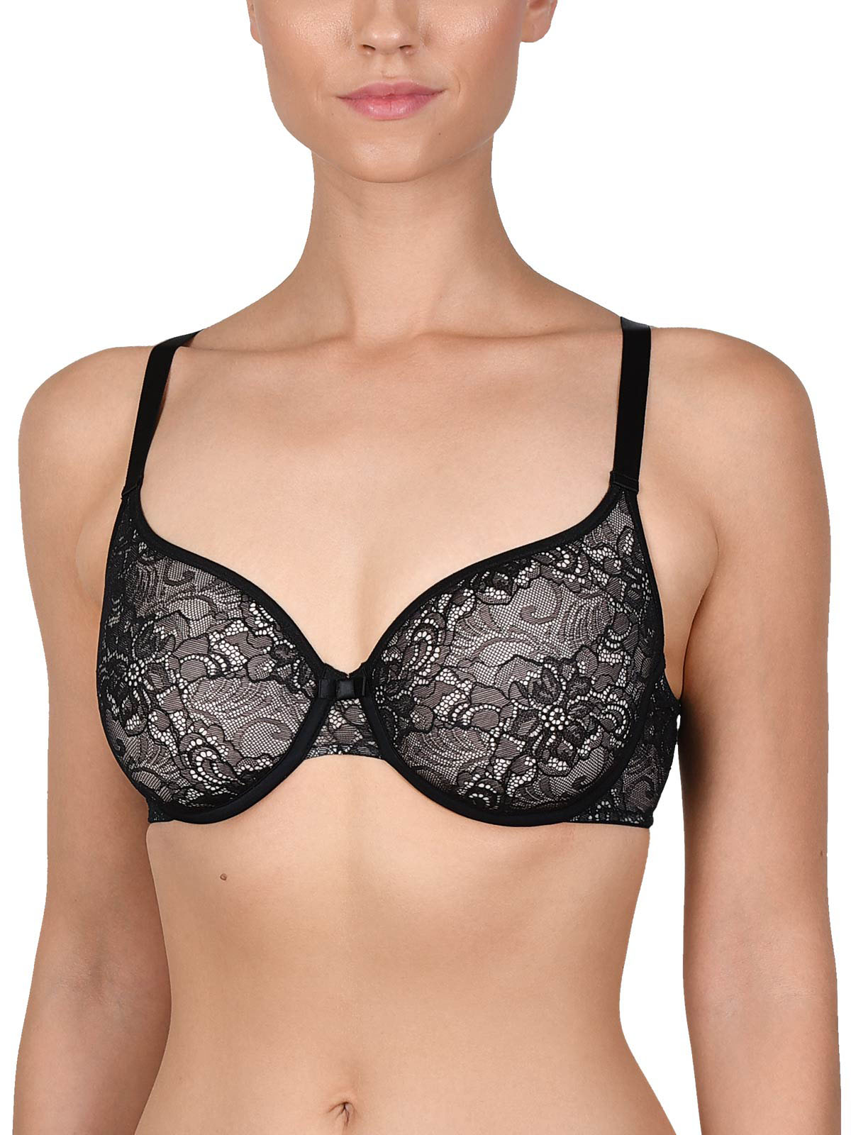 Underwired Spacer Bra Size 34-42 Cup B-E