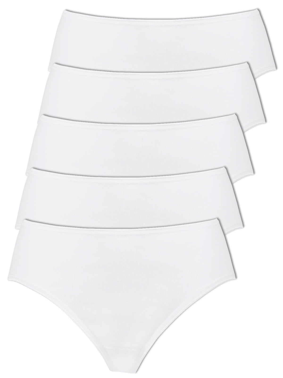 Naturana Pack of 5 Women's Briefs 802102
