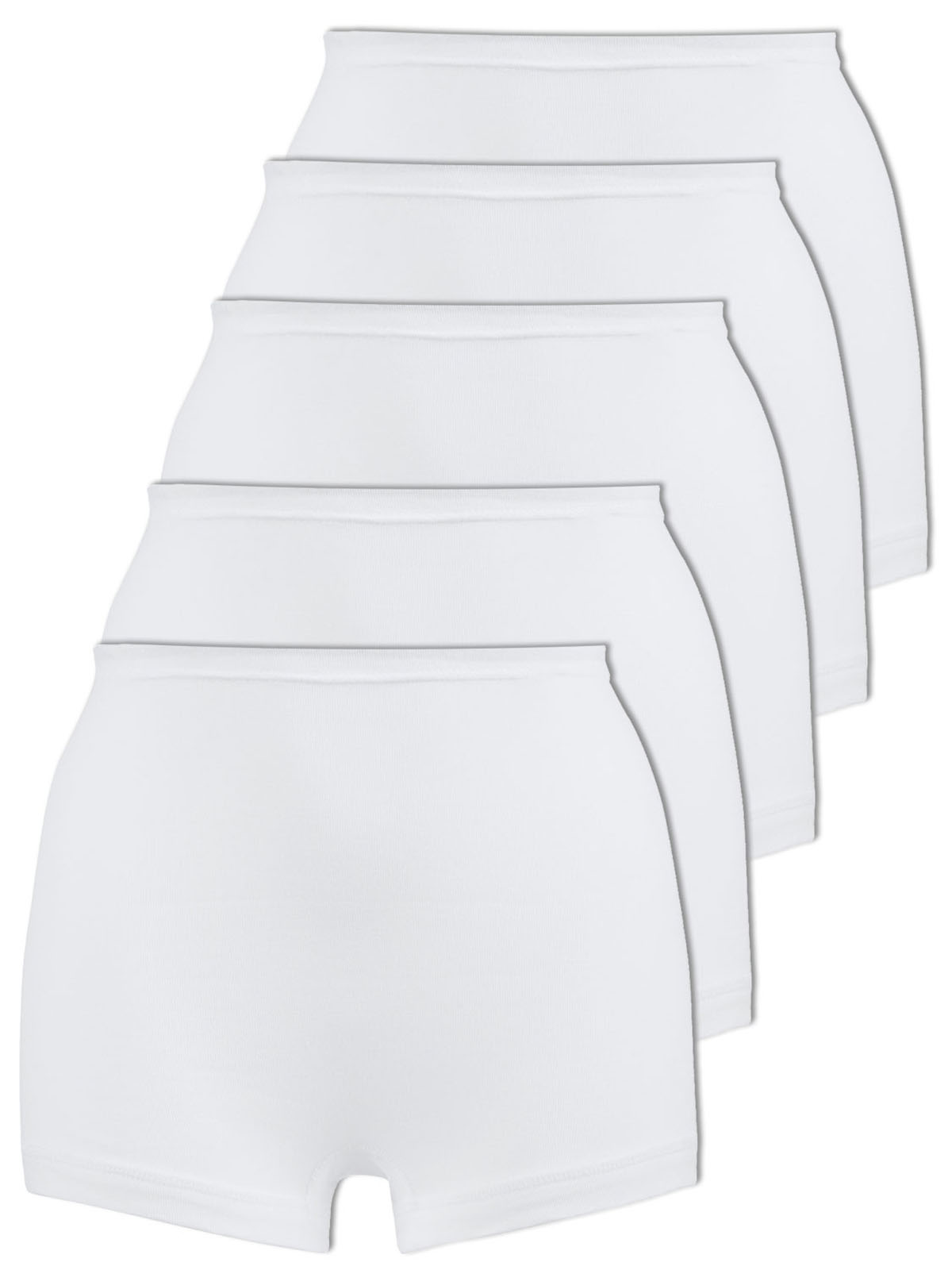 Naturana Pack of 5 Women's Shorts 802201