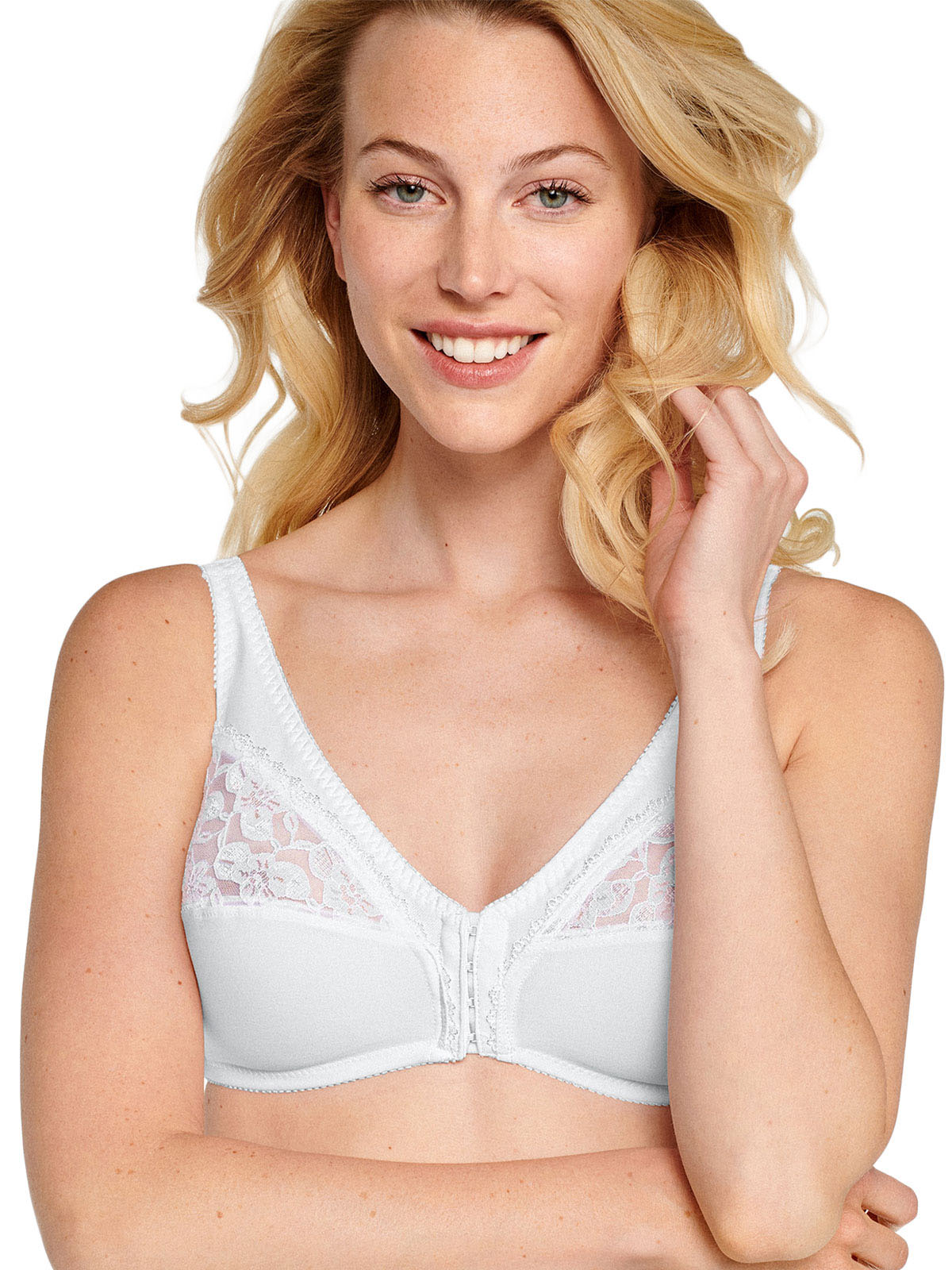 Naturana Front Closure Bra 85943 36-46 B-D