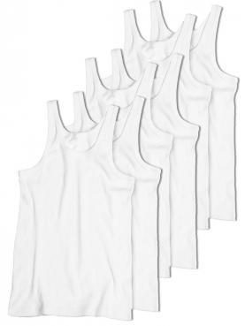 Herren Unterhemd 6er Pack 125-610