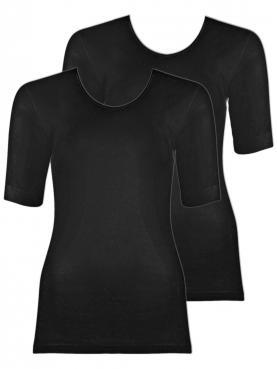2er Sparpack Angora-Damen-Unterhemd 8010810