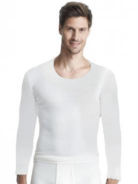 Angora Herren-Unterhemd 1/1 A 8010050