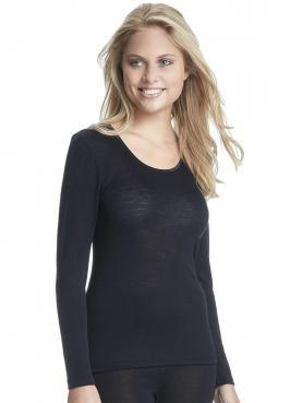 Angora Damen-Unterhemd 1/1 Arm 8010830