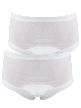 2er Sparpack Inkontinenz Damen Taillenslip 7009206