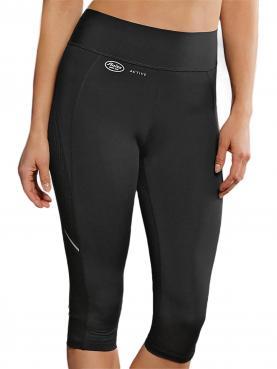 Damen Sport Caprihose tights fitness 1685