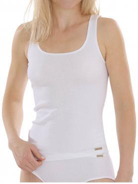 Damen Unterhemd Achselträger 1132791