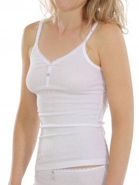 Damen Unterhemd Spaghettiträger 1192788