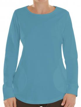 Damen Shirt langarm 1592789
