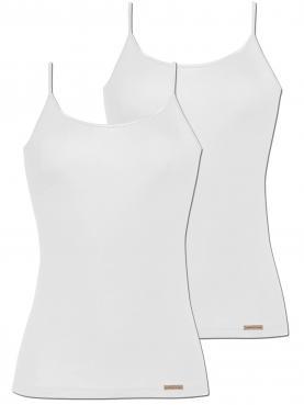 2er Sparpack Damen Unterhemd Spaghettiträger 1192791