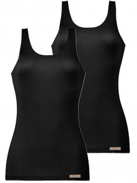 2er Sparpack Damen Unterhemd Achselträger 1132791