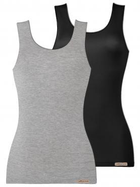 2er Sparpack Damen Unterhemd Achselträger 1132764