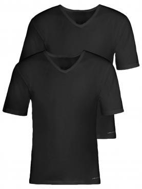 2er Sparpack Herren V Shirt 2308793