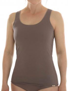 Damen Unterhemd Achselträger 1132781