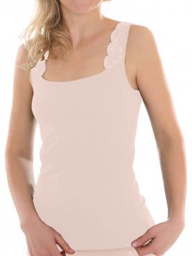 Damen Unterhemd Achselträger 1132792