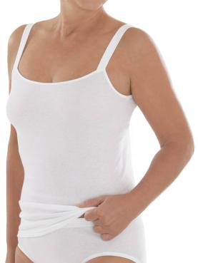 Damen Hemd breiter Träger 1141908