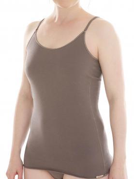 Damen Unterhemd Spaghettiträger 1192781