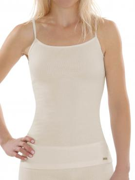 Damen Unterhemd Spaghettiträger 1192791