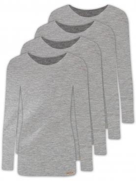 comazo earth 4er Sparpack Damen Shirt 1/1 Arm