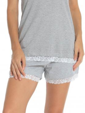 Damen Shorts MELANGE MIX&MATCH 59332