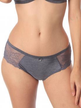 Damen Panty FEMININE MELANGE 38296