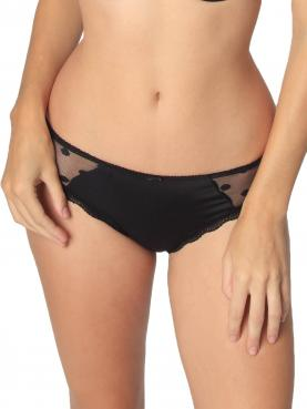 Panty DOTTED MESH 39039