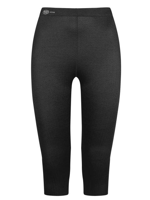 ANITA sport tights massage, , 48, Schwarz schwarz | 48